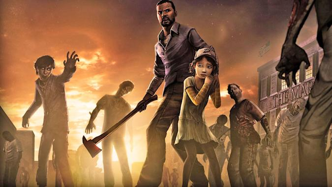 Jump back into Telltale's 'The Walking Dead' this fall