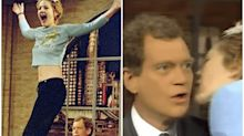 Drew Barrymore recalls the moment she flashed David Letterman on television: 'There is TMI'