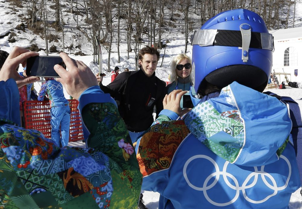 SOCHI SCENE: 'Everybody was freaking out'
