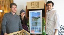 Montreuil : un frigo pour tous au Rêv Café