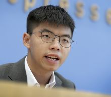 In leaderless Hong Kong movement, Joshua Wong just 1 voice