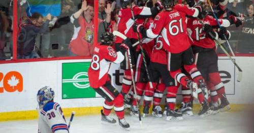 Hockey - NHL - Ottawa et Pittsburgh prennent le large