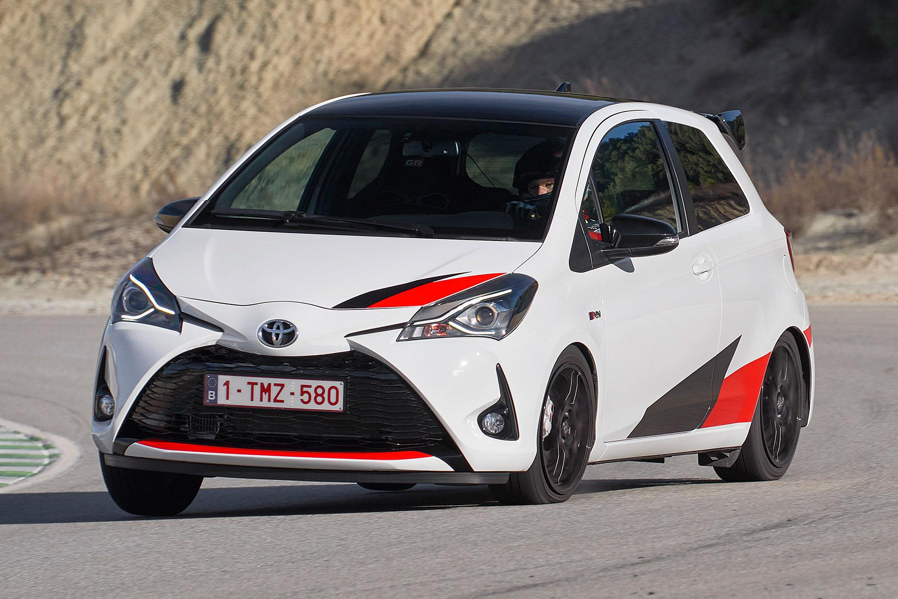 Toyota Yaris GRMN (2018) review