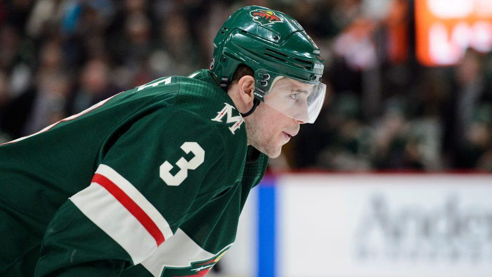 Bruins add Coyle from Wild in hopes of secondary scoring boost