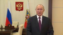 Putin says Belarus facing 'unprecedented external pressure'