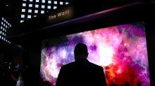 Größer, schärfer, unsichtbar: Diese TV-Trends kommen auf uns zu