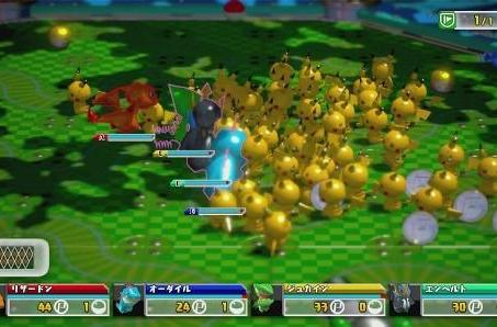 Pokemon Rumble U figures available in UK at GAME