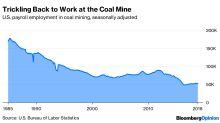 Why President Trump's Coal Comeback Keeps Falling Short