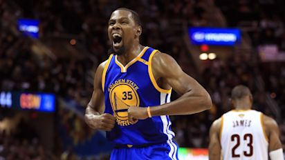 KD: I went a little too far with mean OKC tweets