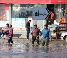 Iran Rouhani says floods revealed 'vicious' nature of US
