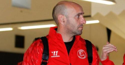 Foot - ITA - Rome - Monchi est le nouveau directeur sportif de l'AS Roma