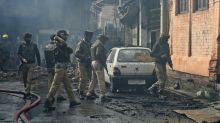 Shootout near Kashmir Muslim shrine leaves four dead