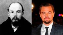 Las insólitas razones de los rusos para que Leo DiCaprio no interprete a Lenin