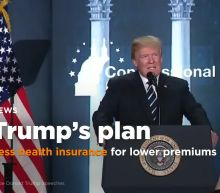 Trump plan: Less health insurance for lower premiums