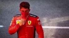"""Leclerc afirma que é necessário paciência para atravessar crise da Ferrari: """"Não tenho escolha"""""""