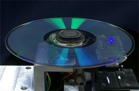 Pioneer develops 16-layer, 400GB Blu-ray disc