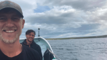 UK rowers attempt to sail around UK in record time
