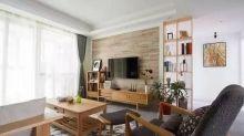 【室內設計】如何設計特色電視背景牆?