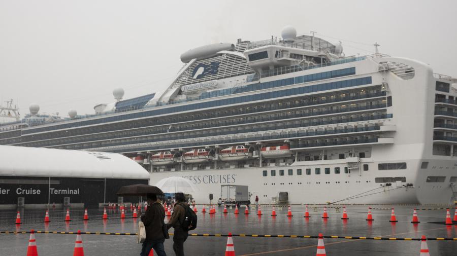 'Something went awry': Inside ship's failed quarantine