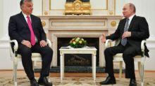 Orban kritisiert bei Treffen mit Putin EU-Sanktionen gegen Russland