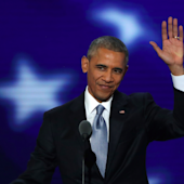 The most interesting part of Obama's speech provided the perfect bookend to his political career