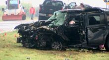 Storm chasers killed in head-on collision while pursuing storms