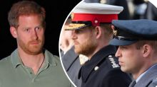 'Separate paths': Harry addresses rumours of a rift with William