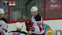 Jaromir Jagr tallies late on Cam Ward