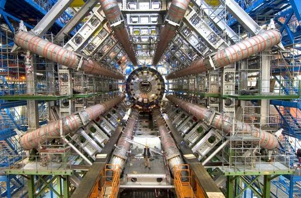 Higgs boson just may, possibly, more or less be proven to exist by ATLAS and CMS teams