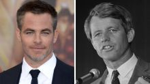 RFK Limited Series Starring Chris Pine In Works At Hulu