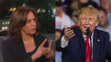 Kamala Harris says Trump's recent actions have 'defiled the office of the president of the United States'