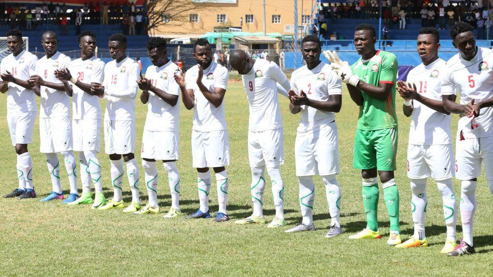 Kenya makes no step in latest Fifa rankings