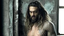 Jason Momoa says 'serious stuff went down' on the 'Justice League' reshoots