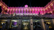 InterContinental Hotels' lacklustre numbers send shares down 5.8 percent