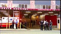 Police Officer Shot Outside of Harlem Hospital