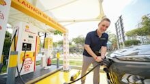 Shell's first Greenlots electric vehicle fast charger lands in Singapore
