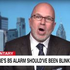 'Everybody's BS Alarm Should've Been Blinking Red' On BuzzFeed Scoop: Michael Smerconish