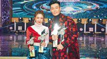 《勁歌》首次錄影頒獎 周栢豪狂掃5獎  菊梓喬  莊最受歡迎女歌手