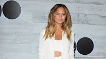 Chrissy Teigen makes a hilarious public statement about her nip slip