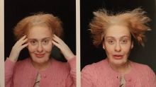 Adele ha envejecido mucho