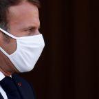 France's Macron urges U.N. mission to visit China's Xinjiang region