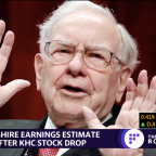 Call of the day: Berkshire Hathaway profit expectation slashed after Kraft Heinz stock crash