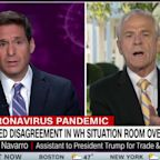 Ignoring Fauci, Trump and White House Hacks Tout Unproven Coronavirus Meds
