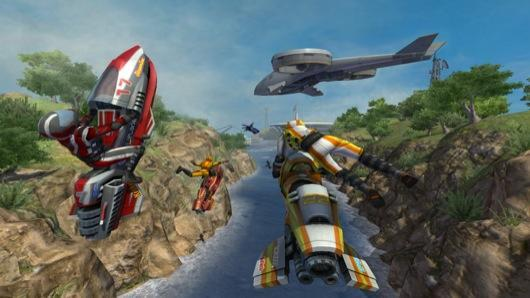 Riptide GP2 brings six-player split screen to Xbox One