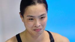 Wu eyes diving record as China targets sweep