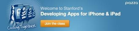 Stanford offers free iOS app development course on iTune U again