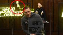Fight fan retaliates after savage Conor McGregor insult