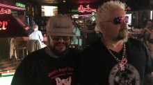 Guy Fieri is encouraging people to tip generously at local restaurants to honor late celeb chef Carl Ruiz