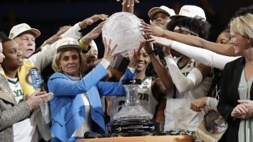 Baylor accepts invitation to White House