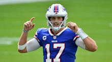 Bills QB Josh Allen wins AFC Offensive Player of the Week
